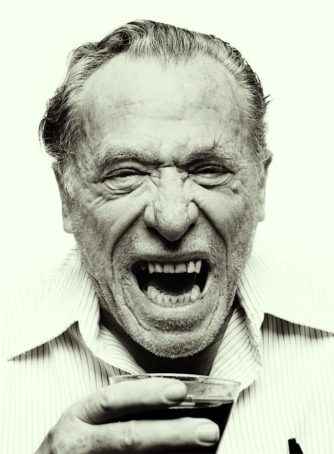 Charles Bukowski Interview