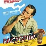 Best Factotum Movie Quotes