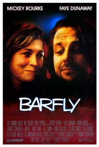 Barfly Film Poster