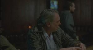 Charles Bukowski Barfly Cameo