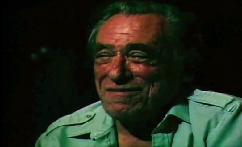 Charles Bukowski on Starving for His Art