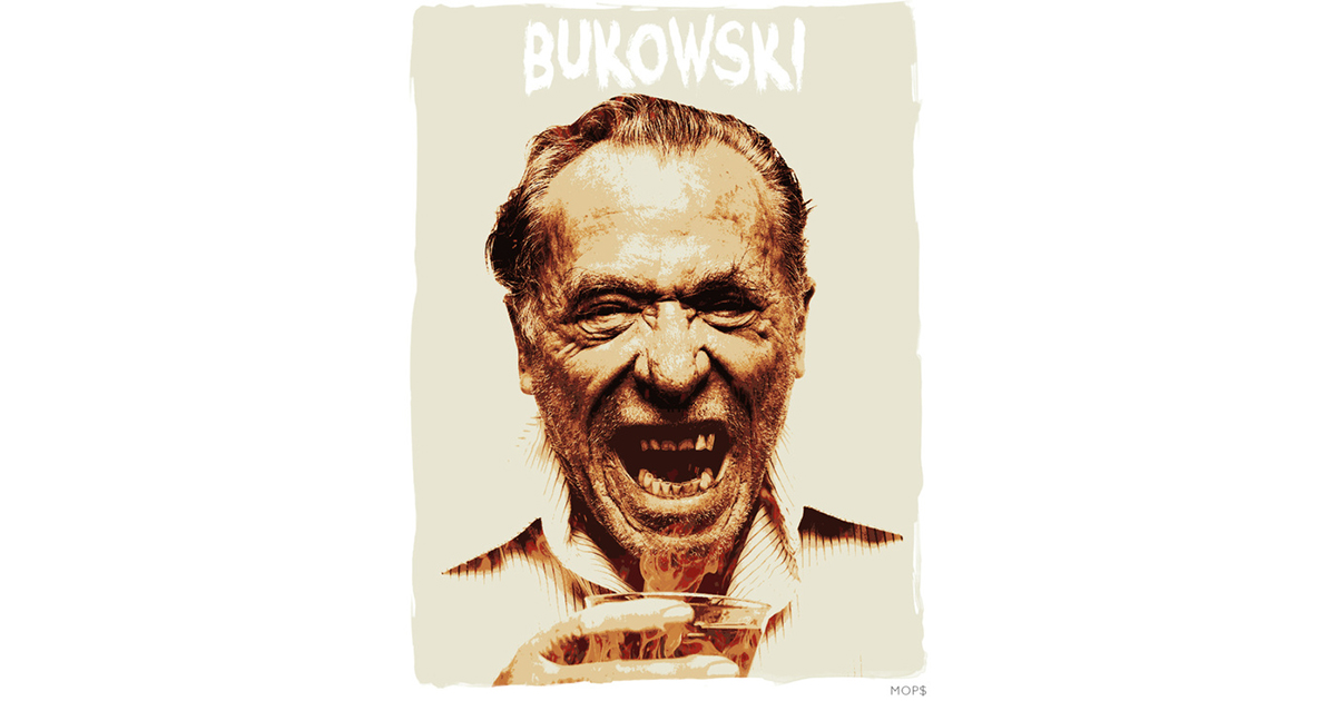 How Charles Bukowski Outsmarted His Would Be Killer (VIDEO)