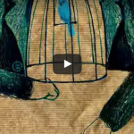 "Two Charles Bukowski ""Bluebird"" Poem Animation Videos"