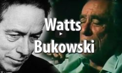 alan watts charles bukowski life advice
