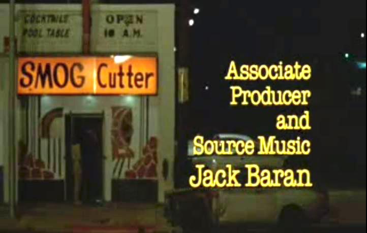 the smog cutter bar