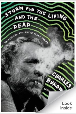 bukowski storm for the living and the dead